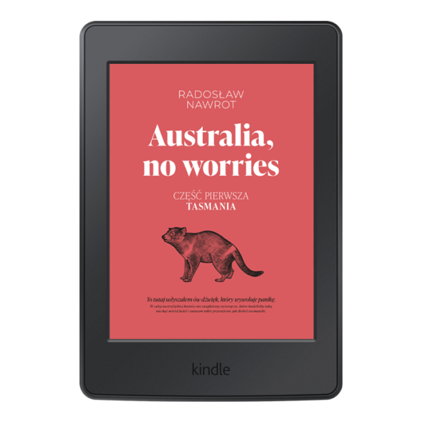 Radosław Nawrot - Australia, no worries! - Tasmania